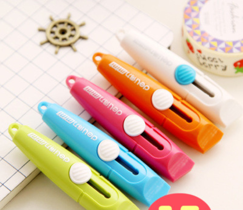 Sandro Stationery Mini Portable Small Utility Knife Office Paper Knife Hand Knife