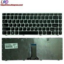 Английская клавиатура для ноутбука Lenovo G400 G410 G405 G480 G485 Z480 Z485 Z380 B480 B485 ноутбук 25207934 25207724 25207514