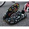 Sapatos de bicicleta de estrada novos sapatos de ciclismo homens esporte profissional zapatillas ciclismo mtb calçado de montanha auto-bloqueio tênis de bicicleta 11