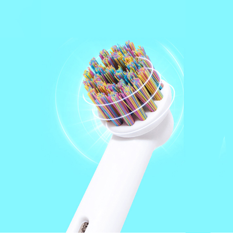 Antibacterial For Oral B Toothbrush Heads 4 Pcs/Lot Electric Brush Heads For Oral B Advance Power/Pro Health/3D Excel/Vitality