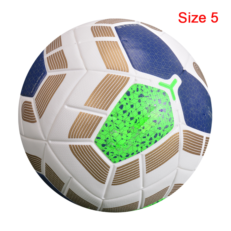 Professional Size5/4 Soccer Ball Premier High Quality Goal Team Match Ball Football Training Seamless League futbol voetbal 22