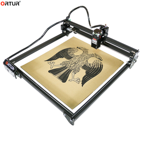 Orcur gravador a laser master 2, violeta, azul, para carpintaria, cortador de papel, couro, metal, madeira