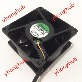 SUNON PSD1208PMB1-A (2).B3387-1.F.GN DC 12V 11.4W 80X80X38mm Server Cooling Fan