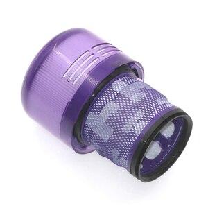 Image 5 - Zubehör Filter für Dyson V11 Sv14 Drehmoment Stick Cordless Stick Staubsauger Ersatz Teile Pack Von 2 Pcs Hepa Filter R