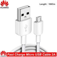 HUAWEI Original Schnelle Lade Micro USB Kabel Unterstützung 5V/2A 9V/2A Reise Lade Für Huawei p7 P8 P9 P10 Lite Mate8 7 Ehre 8X 8C