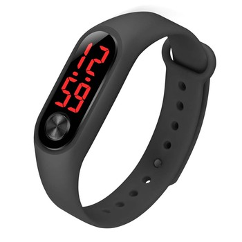 2020 Fashion Bracelet Watch Men Women Watches Mens Ladies Sport Electronic Wristwatch LED Digital Silicone Band Student Clock