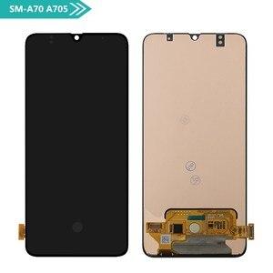 Image 4 - Dokunmatik LCD ekran ekran samsung için dijitalleştirici montajı Galaxy A10 A105/A20 A205/A30 A305/A40 A405/A50 A505/A60 /A70 A705/A80