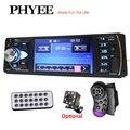 1 Дин автомобильное радио Bluetooth 4