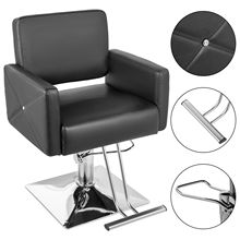 Hydraulic Styling Barber Salon Chair Spa Shampoo Barber Stool Hairdressing Nail