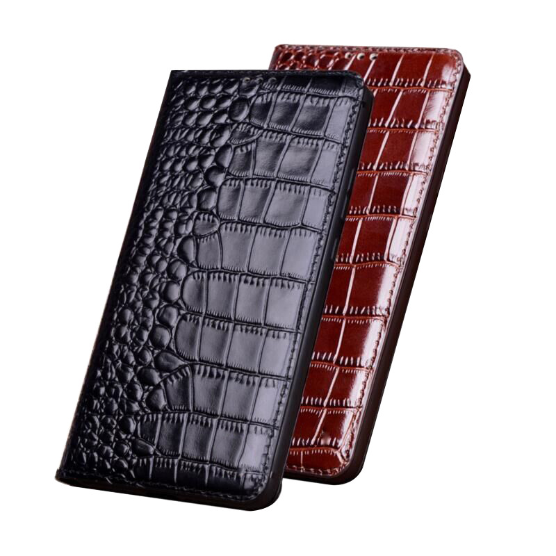 Genuine Leather Phone Holster Case For Nokia 6.7/Nokia 6.3/Nokia 5.4/Nokia 3.4/Nokia 2.4