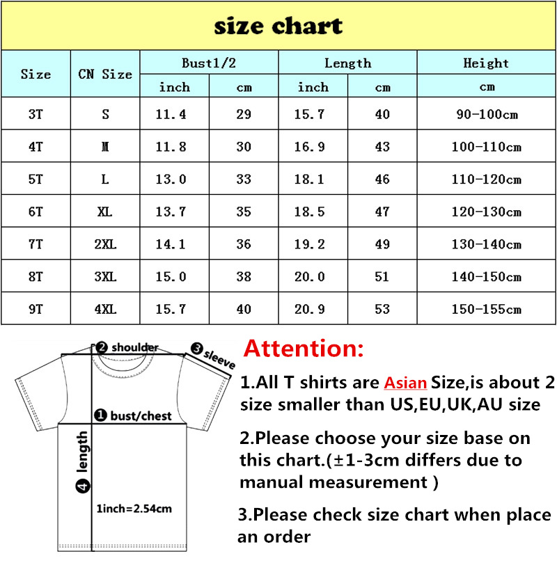 Anime Captain Tsubasa T Shirt Children Summer Leisure Short Sleeve t shirt Boy Football Motion T-shirts For Boys Girls Top 3T-9T 6