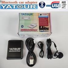 Yatour YTM09 car audio Bluetooth USB AUX mp3 interfaces for Honda CRV Civic Odyssey Accord Fit Pilot Car MP3 Player