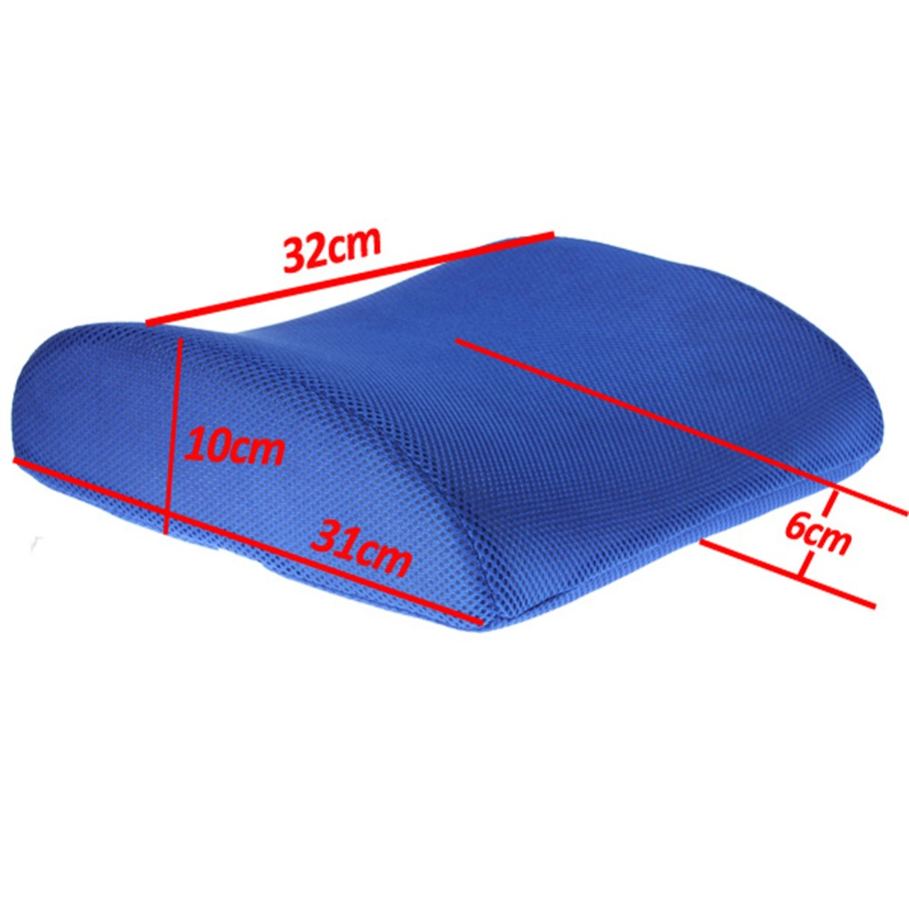 Back Lumbar Pillow for Car And Auto Seat With High Quality And Breathable Machine