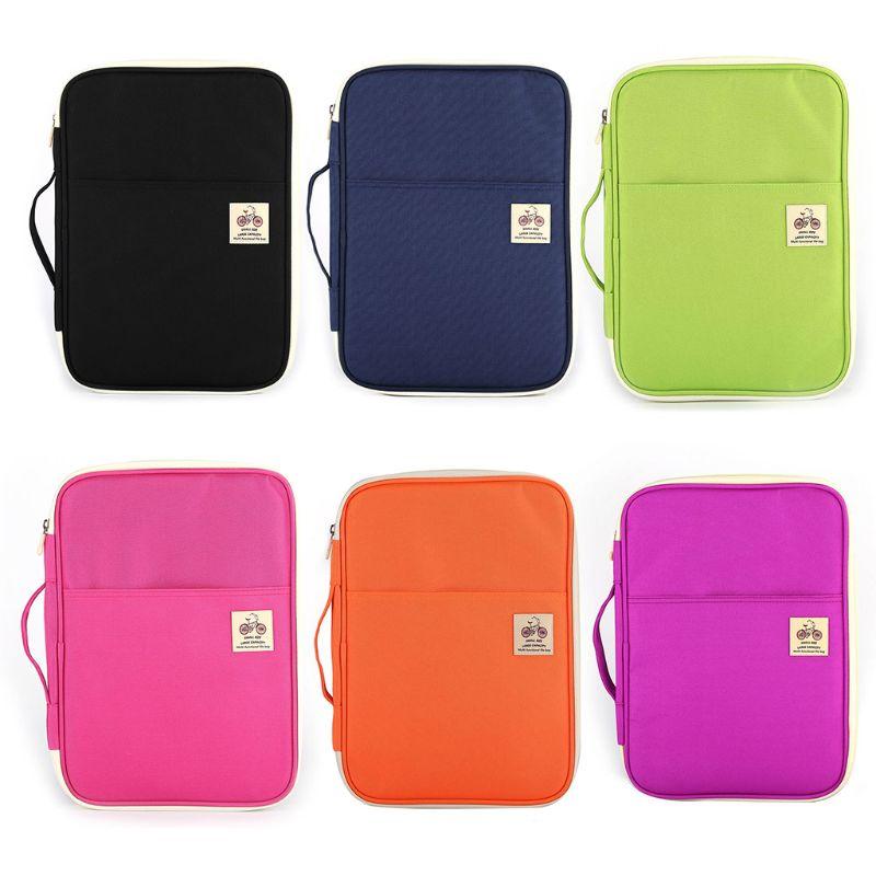 1 PC A4 Document Laptop Handbag Sleeve Bag Case For Macbook Air Pro 11