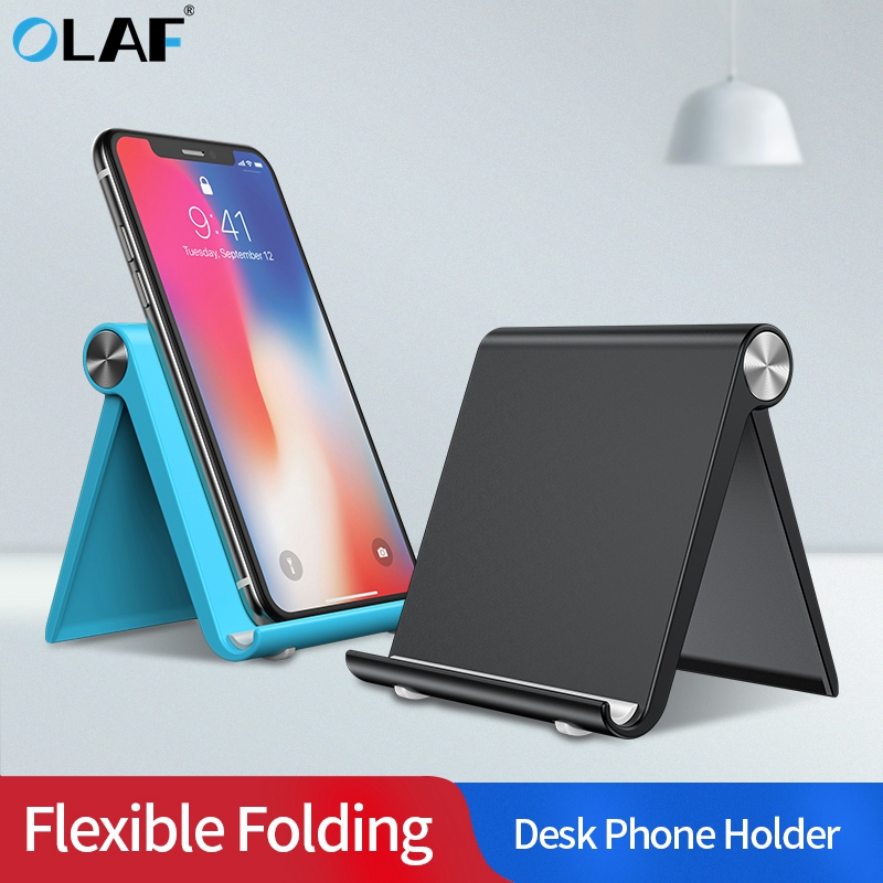 Universal Table Cell Phone Support Holder For Phone Desktop Stand For Ipad Samsung IPhone 11 X XS Max Mobile Phone Holder Mount