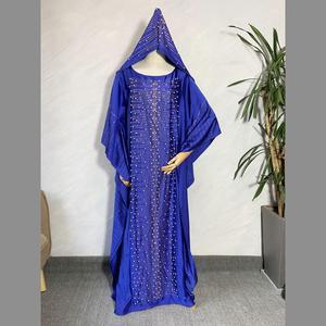Image 3 - Robes africaines pour femmes, vêtement Long musulman de haute qualité, à la mode, 2019