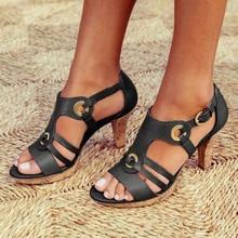 Women Gladiator Sandals 2019 Summer Shoes