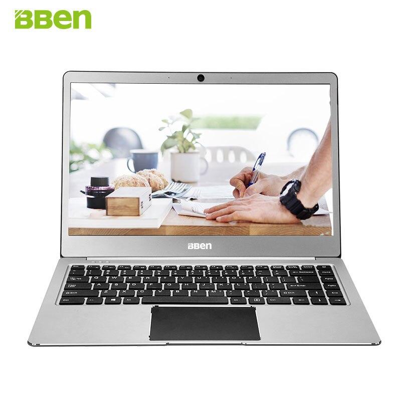 BBEN – pc portable N14W, Netbook, Windows 10, processeur Intel Celeron N3450 Quad Core, 4 go de RAM, 64 go de ROM, WiFi, BT4.0, type-c 14,1, ultrafin