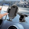 2021 новый автомобиль мобильный телефон держатель подставка стойка крепление сотовая Автомобильная GPS мобильный телефон Поддержка для iPhone в...