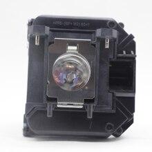 SHENG совместимая лампа проектора ELPLP60 V13H010L60 для Epson Lampada ELPLP-60