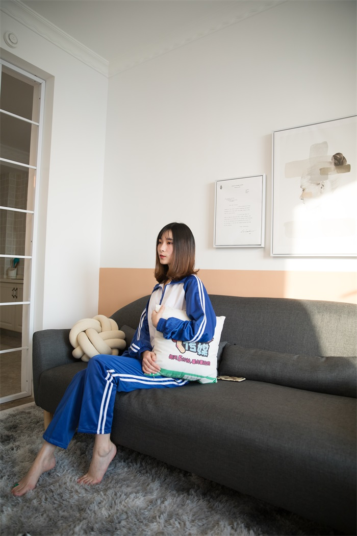 ★物恋传媒★No.107 猫耳-清纯校服与帆布鞋之舞 [195P/1V/3.71GB]插图(2)