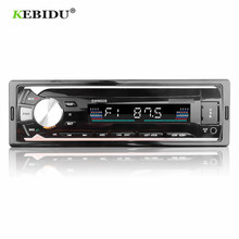 KEBIDU רכב רדיו סטריאו שלט רחוק דיגיטלי Bluetooth אודיו מוסיקה סטריאו 12V רכב רדיו Mp3 נגן USB/SD/AUX IN FM מקלט