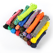 550 Paracord Rope Camping Survival Equipment Lanyard Accessories