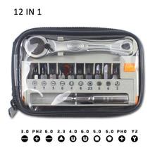 ratchet screwdriver set 12…