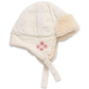 Bebê meninos chapéus marca outono inverno meninos meninas engrossar bonés crianças nova moda desenhos animados impressão chapéus