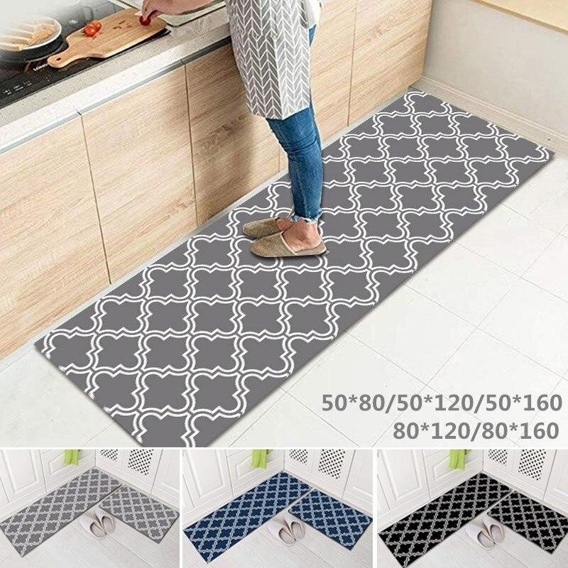 Long Kitchen Carpet Non-slip…