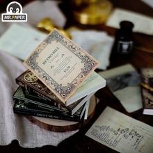 Mr.paper 120pcs/lot Collection Series…