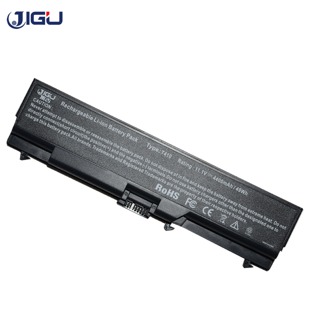 JIGU ASM 45N1006 Laptop <font><b>battery</b></font> For <font><b>Lenovo</b></font> 42T4927 42T4969 P/N 42T4740 FRU 42T4702 for THINKPAD <font><b>L430</b></font> 42t5263 45N1000 L421 L510 image