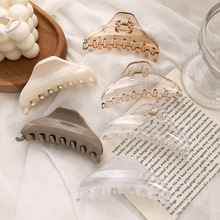 Korea Catch Shark Clip Girl Washing Grab The Headgear Bundle Hair Accessories for Women Hairpins Simple Card Issuance Hairclips