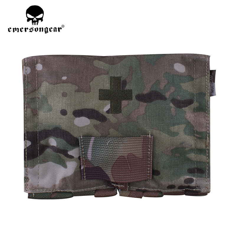 emersongear Medical Pouch Bag LBT9022 Style Seal Blowout First Aid Kits Bags Nylon Outdoor Bag EM6058