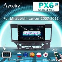 10-Car Px6 Android Mitsubishi Lancer Navigation Car-Radio Multimedia-Player no-2