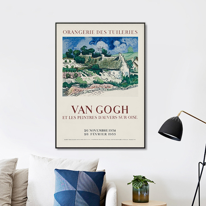 Original French Exhibition Poster Prints