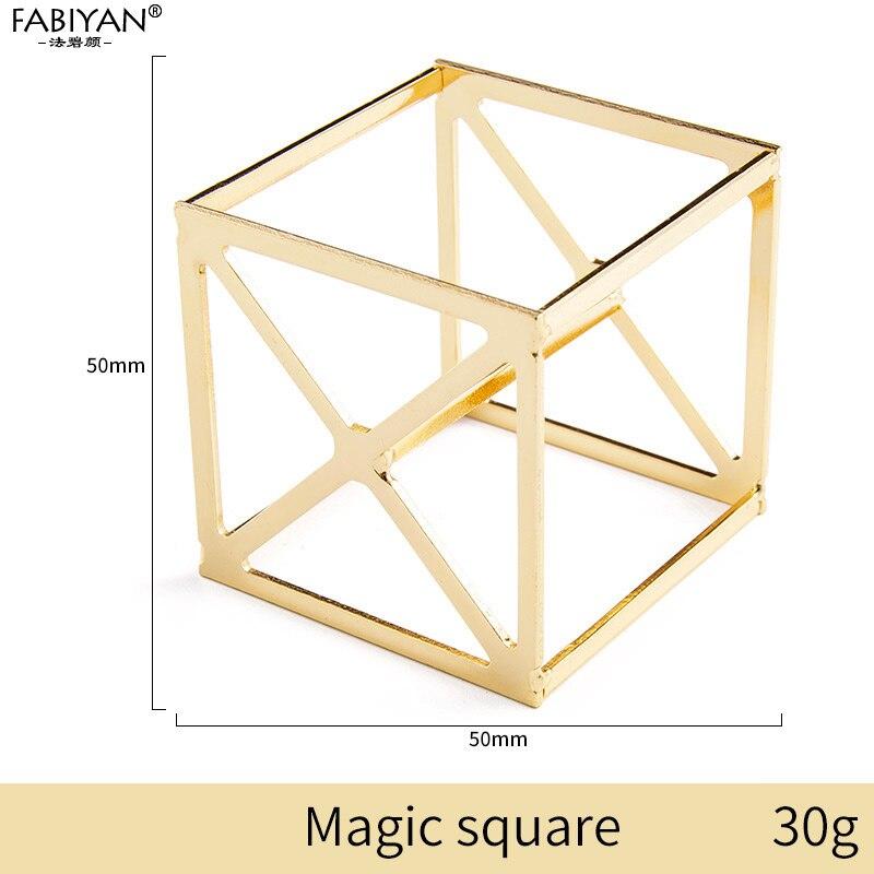 Gold Magic Square