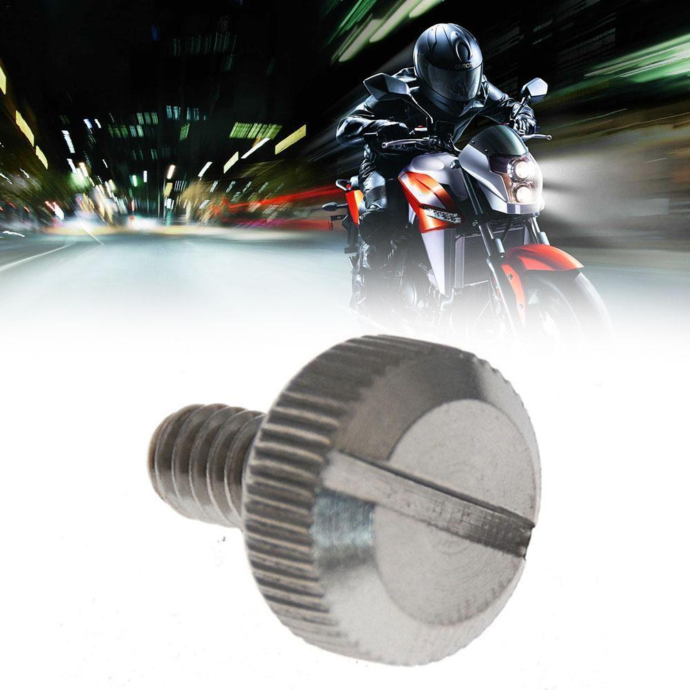Motorcycle Accessories 1 Pcs  Steel Mount Top Mounting Screw Nut On W4Z0 Backseat For Sportster Bolt Dashboard 96- O5R8