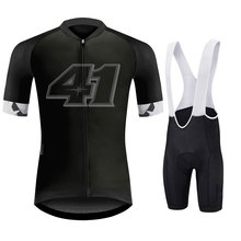 NEW Cycling Jersey Road Bike Clothes go pro Men Short Sleeve Set Mtb Pro Team Uniform 2020 Summer Ropa Ciclismo