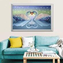 Алмазная живопись «сделай сам» домашний декор Кристалл Стразы