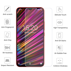 На Алиэкспресс купить стекло для смартфона for umidigi f1 play glass anti-scratch screen protective tempered glass for umidigi f1 6.3inch screen protector cover film