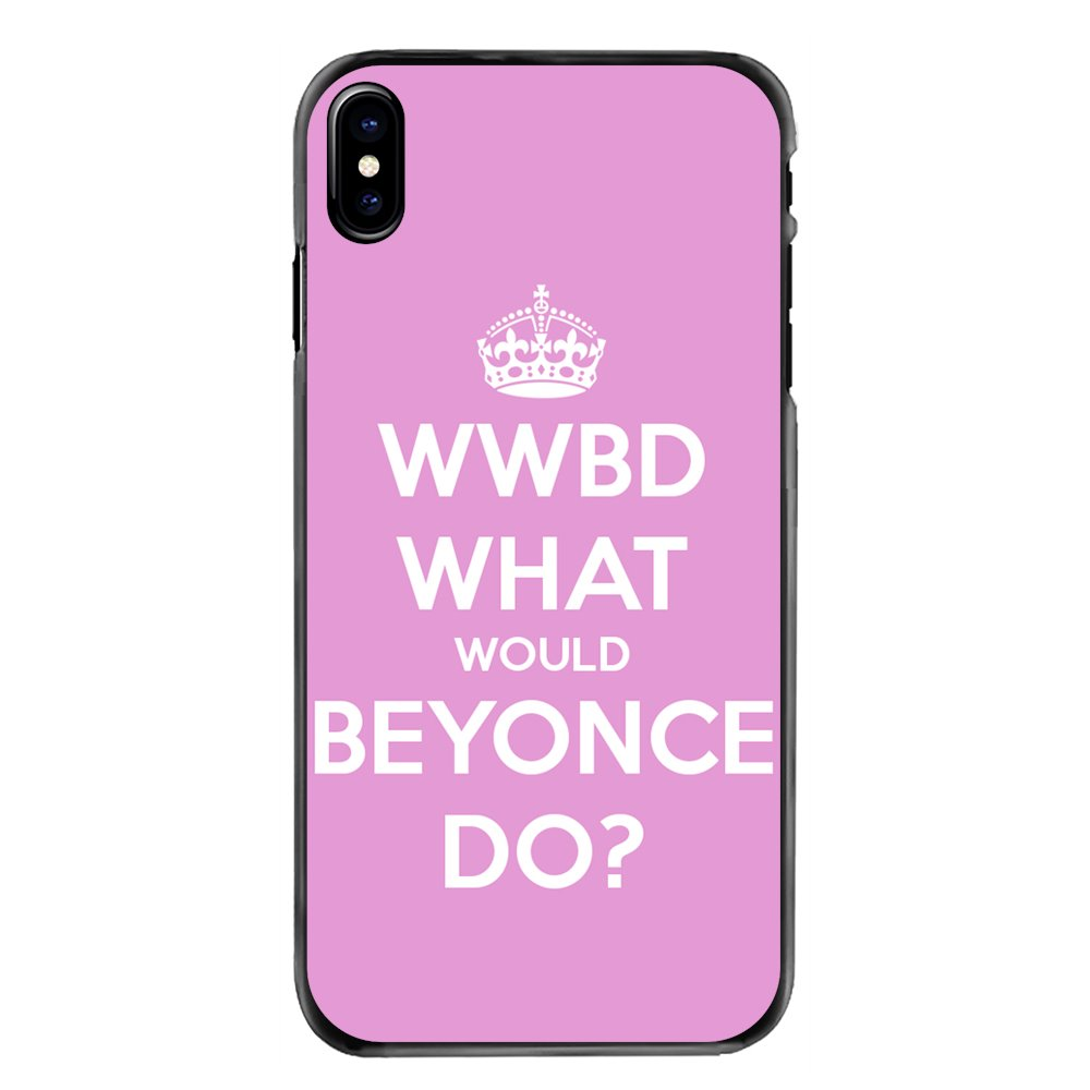 Hard Phone Bag Case For Sony Xperia X XA XZ M2 M4 M5 C3 C4 C5 T3 E4 E5 Z Z1 Z2 Z3 Z5 Compact Luisa Omielan What Would Beyonce Do image