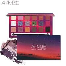 KIMUSE New Arrival Desert Star Eyeshadow Palette 18 Color Make Up Matte Shimmer Pigmented Eye Shadow Powder