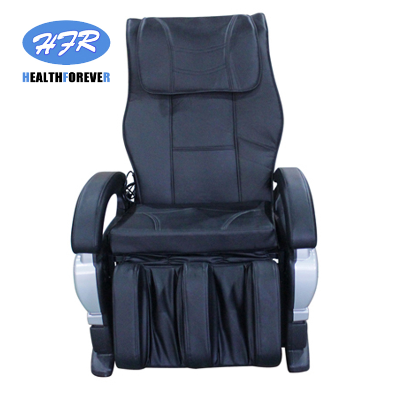 US $299.99 20% OFF|Healthforever Brand Kneading and Vibration Multi function Full Body Electric Relax Simple Cheap Massage Chair in India|Massage