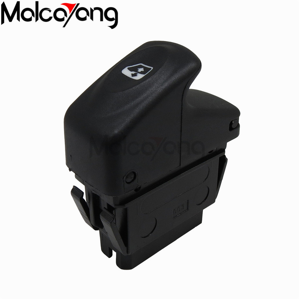 6 Pin Car Electric Window Control Switch for Renault Clio II Megane <font><b>I</b></font> BA0 BA1 EA0 EA1 DA0 Kangoo KC0 KC1 FC0 FC1 image