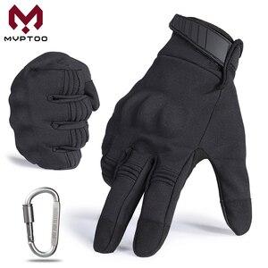 Touch Screen Motocross Gloves