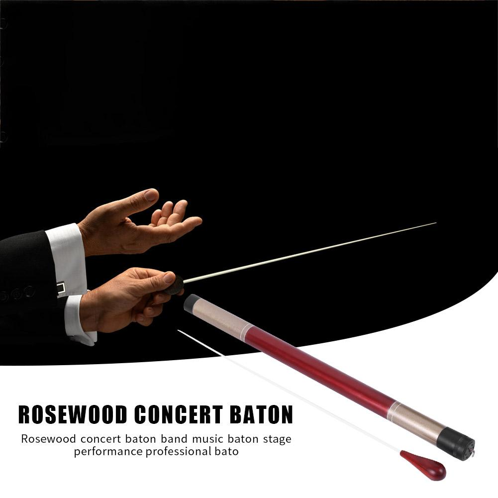 Durable Baton Multi-function Solid Color 38.3cm Professional Music Conductor Baton Band Music Director Conducting Batons