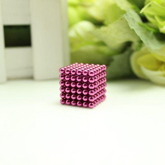 D3 Pink Beads
