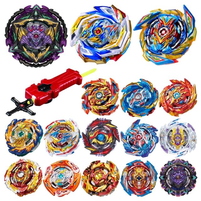 All Models Launchers Beyblade Burst GT Toys Arena Metal God Fafnir Bey Blade Blades Sparking Toy 1