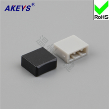 20pcs A18/ red ash with key switch/key switch cap high quality direct key switch cap switch self-locking